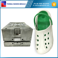 EVA Crocs Slippers Making Mould Aluminum Mold
