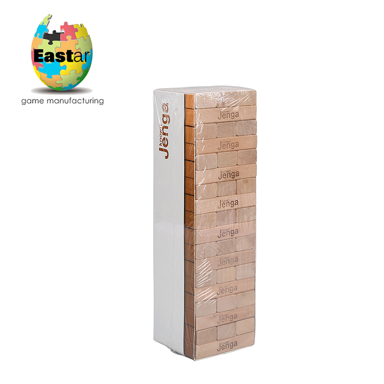 classic mini wooden giant jenga