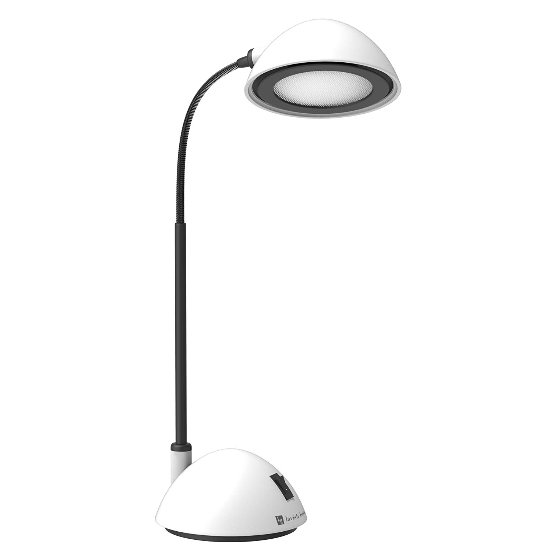 Lavish Home 72-L081-W Bright Energy Saving LED Desk Lamp