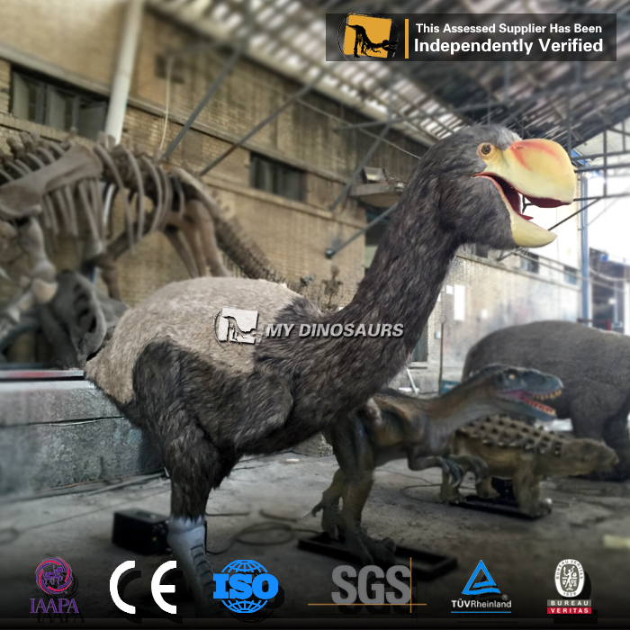 MY Dino-AMA150 Realistic Flying Bird Sculpture for Outdoor
