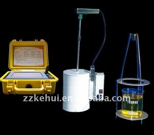 Heat Treatment Oils Lubricant Oil production enterprise use detector Testing Equipment