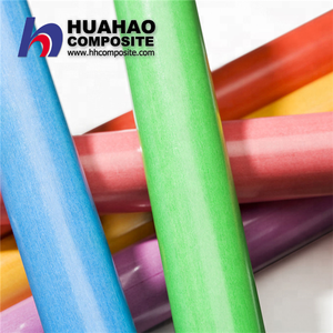 Fiber glass Pipe,High Strength Flexible Durable Pultruded Fiber glass Pipe