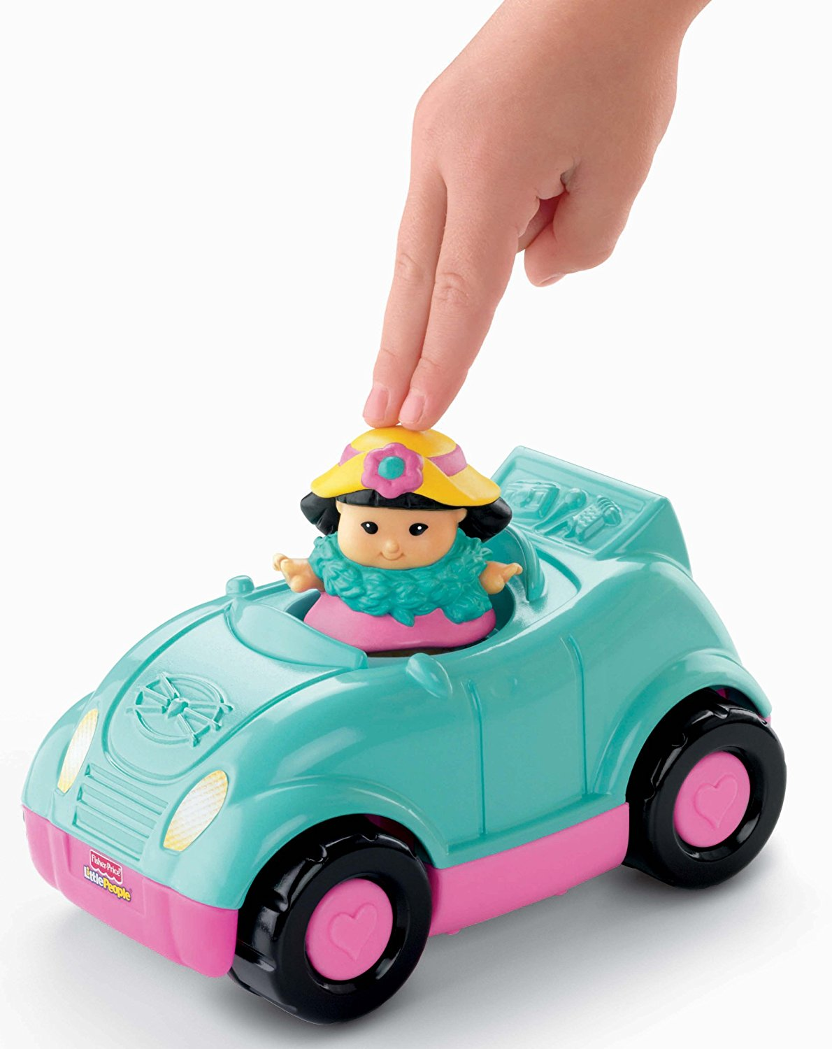 Fisher Price Little People Convertible