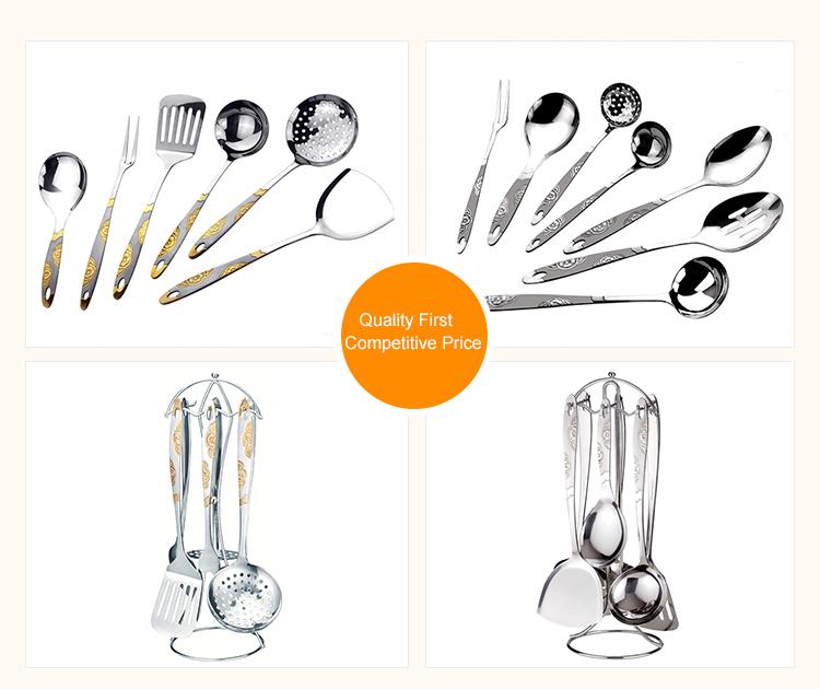 내구성 홈 용품 스테인리스 요리기구 세트 주방 액세서리 도구