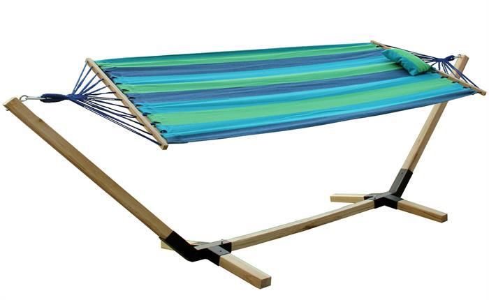 2015 New Product Hammock With Wood Stand,Garden Hammock With ...