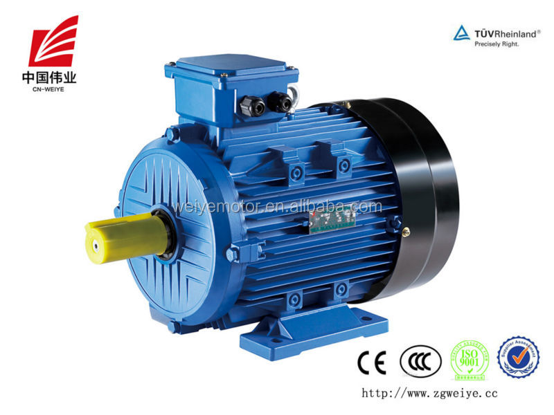 Ms Series 10 Kw Motor Electrico De 800 Rpm