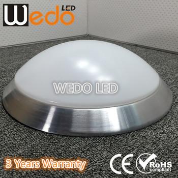 Wd-cl326-18w Brushed Nickel Led Flush Mount Ceiling Lighting ...