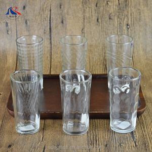 Low Price 0.1 Dollar 1 Piece Promotional Gifts Drink Glass Cup with Customized Logo