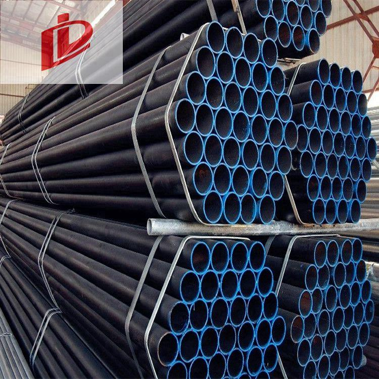 bending steel pipe for r building used construction material