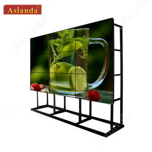49 Inch 3x3 standing screen Full HD LCD Advertising Video Wall Digital Display