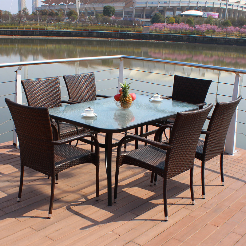 Superb Modern Garden Table Chair Umbrella Set Rattan Patio Furniture Home Casual Enterprises Patio Furniture Wire Mesh Patio Furniture Buy Rattan Patio Pdpeps Interior Chair Design Pdpepsorg