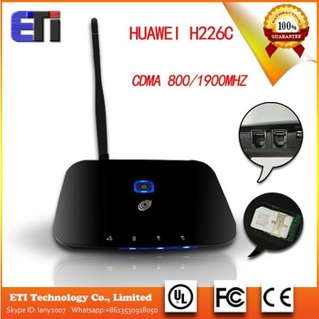 Telephone with sim card slot portable wifi router with sim card slot