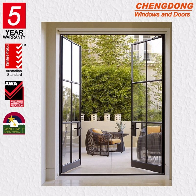 Aluminium Alloy Garage Doors And Windows Factory Shutter Doors Iron