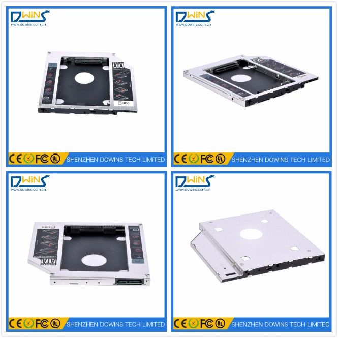 Hot Sale hdd enclosure external hard disk drive 2tb HDD caddy for laptop i7