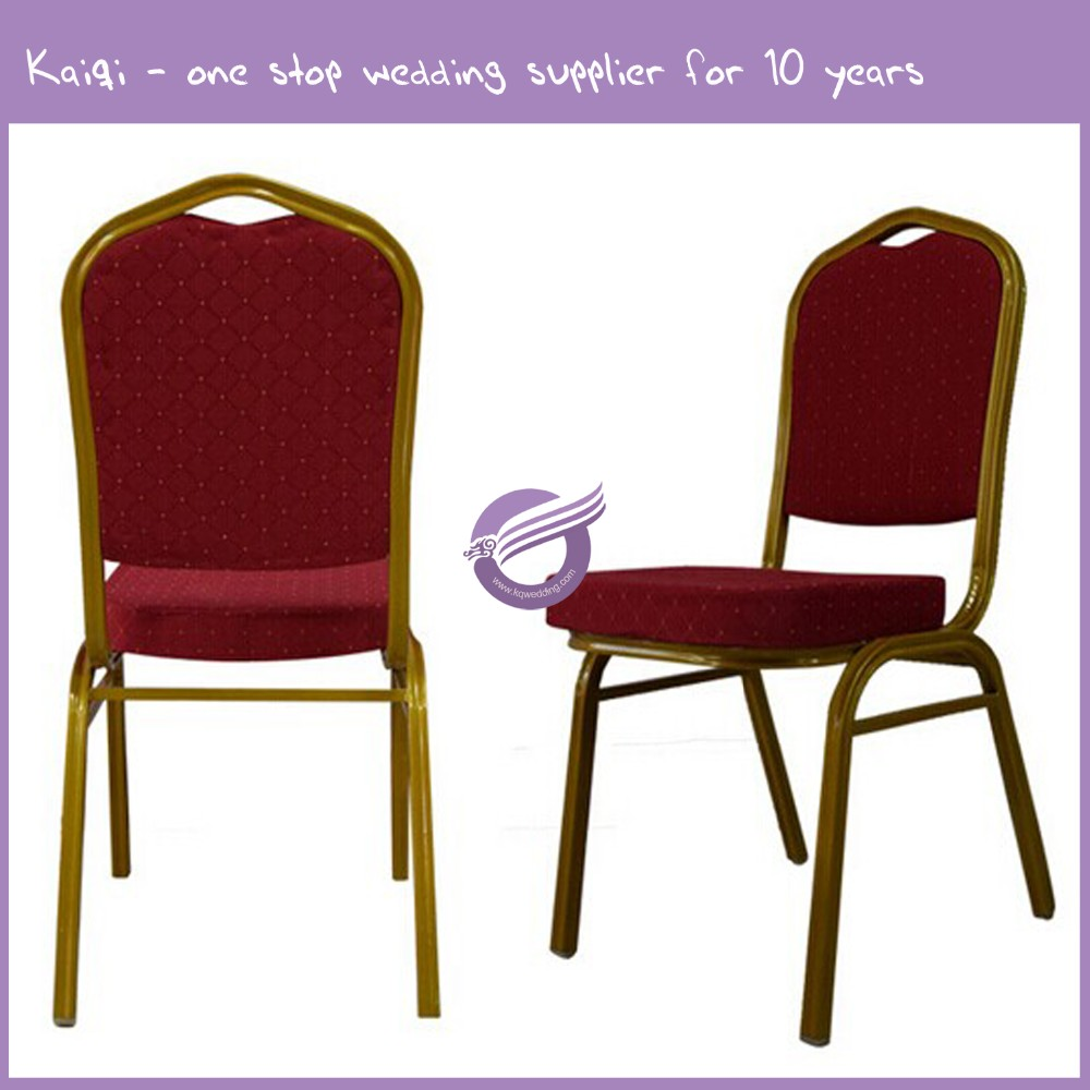 K5037 Used Cheap Red Universal Wholesale Banquet Chairs