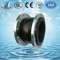 Specialized Flexible Single Ball Rubber Expansion Joint