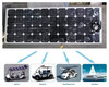 130W/12V PV solar Panel for 1000 Watt Solar System