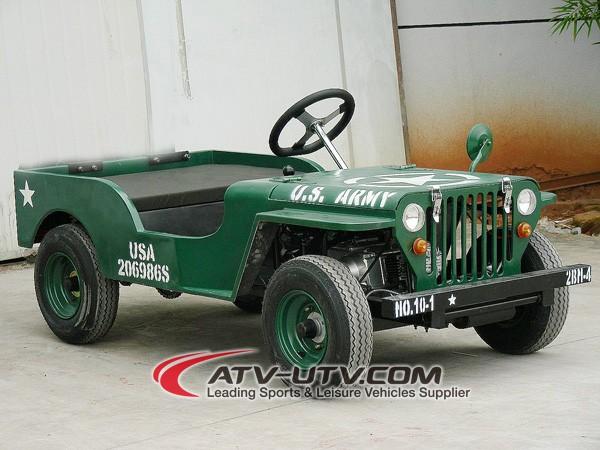 2015 Hot Sale 150cc Mini Jeep 4x4 Willys Utv Made In China