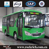 China Manufactuer 7.3m LHD 20 Seats Commercial Bus