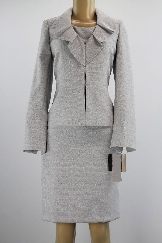 Latest Ladies Designer Suits And Dresses Silver Suit Buy Ladies