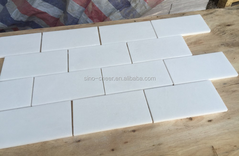 Thassos White Marble Price60x60 Crystal Glazed Floor White Marble