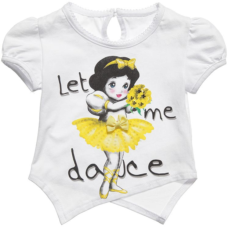 c7216dd42 latest design fashion style cotton short sleeve t shirt baby girls summer  clothes