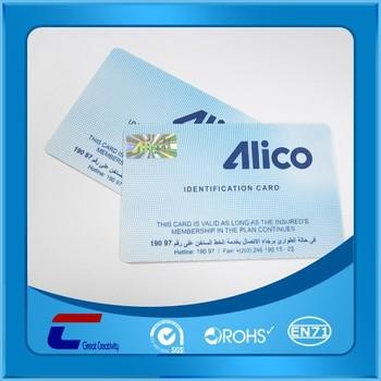 machine to make plastic id cards