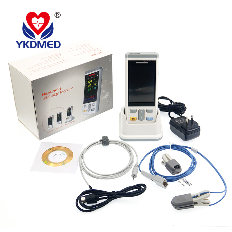 Competitive price YKD-20 Portable Multi-parameter veterinary Animal-specific Oximeter