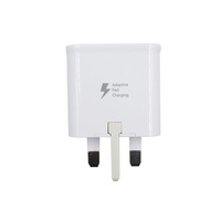 OEM uk original fast usb charger for Samsung Galaxy S6 S7