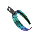 BPHNE Wide colorful leather Covered Alice Hair Band Headband