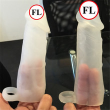 Newest sex toy for small penis sleeve enlargement