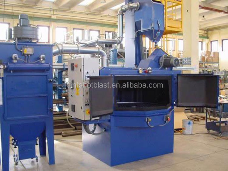 q35 series rotary table shot blasting machine/industrial sandblasters