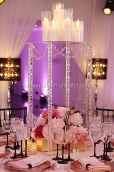 Crystal centerpieces for wedding tabletall flower candle stands crystal centerpieces for wedding table tall flower candle stands candelabra bs ch064 junglespirit Choice Image