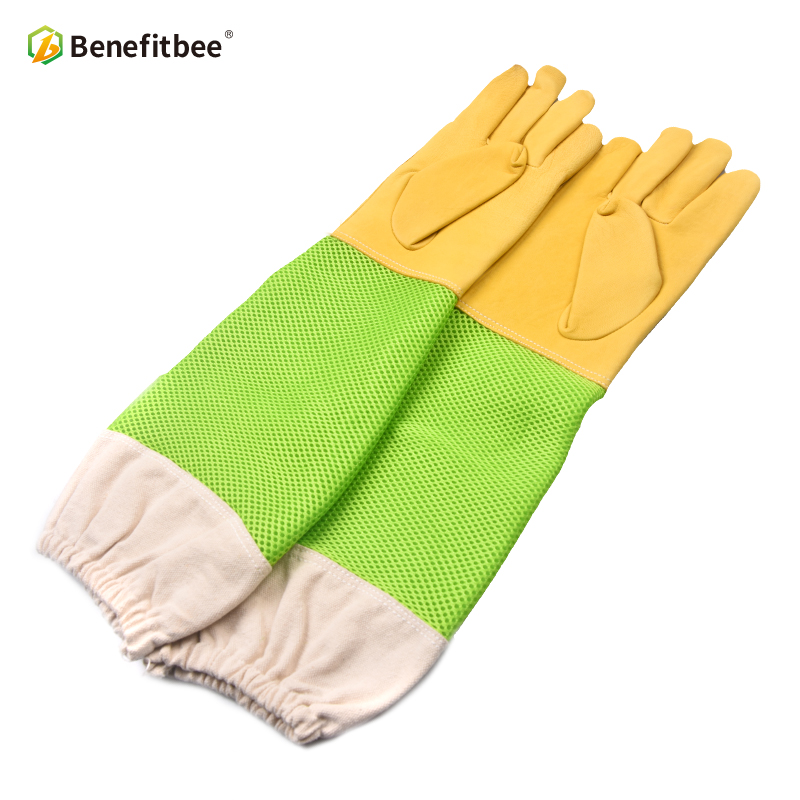 Glove With Breathable Mesh Bee Gloves Beekeeping Gloves For Sale