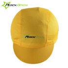 ROCKBROS Bicycle Cycling Cap Team Hat Mesh Air Breathable Outdoor Sports Hat