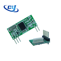 CY05 + CYT3 FSK audio transmitter and receiver module
