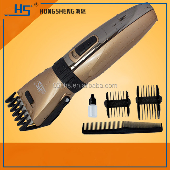 Professional Electric Hair Clipper Rechargeable Hair Clipper/Hair timmer