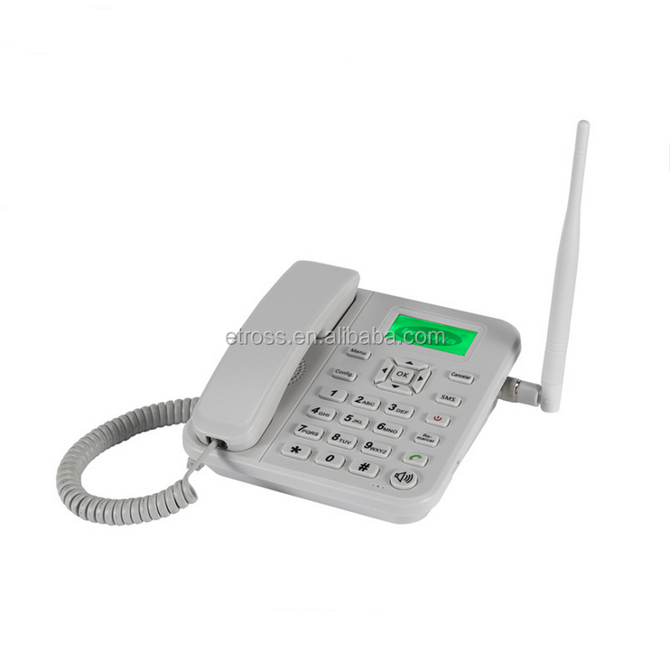Etross 6088 SMS Supported GSM FWP