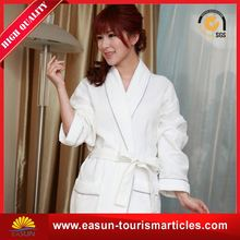professional luxury velour women's bathrobes luxury hotel bathrobe bathrobe fabric
