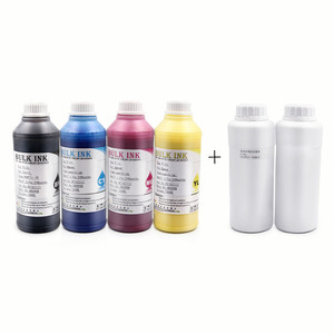 Ocinkjet Offset T Shirt Digital Textile Printing Ink For Epson Stylus Pro 3800 Inkjet Printers Digital Textile Ink