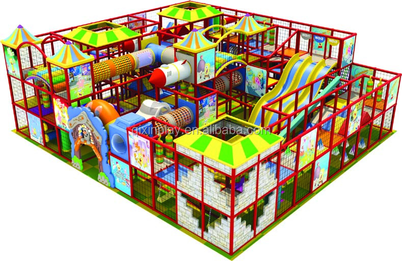 Ihram Kids For Sale Dubai: Professional Designed Indoor Playground Equipment For Kids