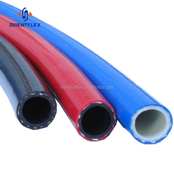 Professional bendy explosion resistant pneumatic washing apparatusv flexible pvc air hose suppliers