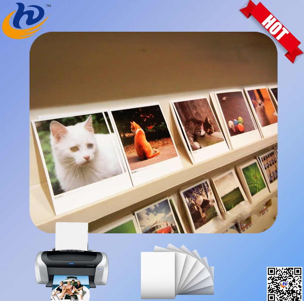 Super white crystal photo paper 180g