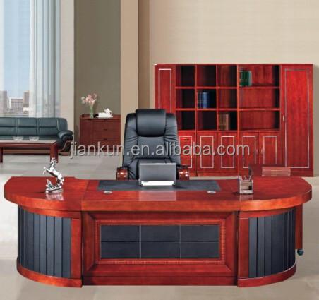 Classical Luxury Acrylic Office Desk