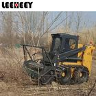 China Gold Manufacturer Hotsell Skid Steer Loader Forest Mulcher