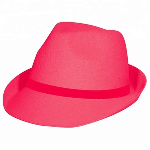 65fbdd13fc5 China Fedora Neon Hats, China Fedora Neon Hats Manufacturers and Suppliers  on Alibaba.com