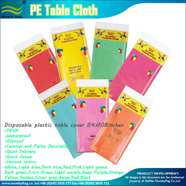 China Pe Table Cover, China Pe Table Cover Manufacturers and