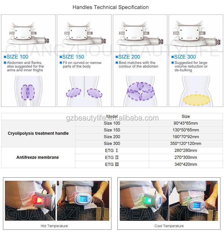 Jual Populer Cryolipolysis Criolipolisis ETG50-4S