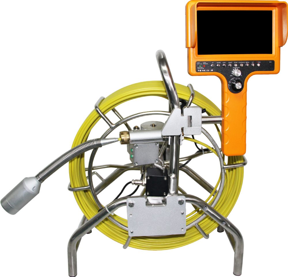 newest pipe inspection camera industrial endoscope