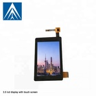 Cheap small lcd 3.5 inch 320x480 resolution tft display module with CTP touch panel